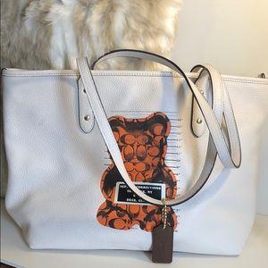 Brand New Coach Gummy Bear Bag